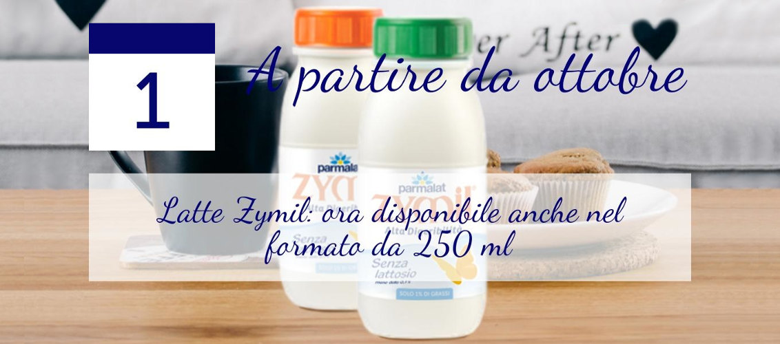 Latte Zymil 250 ml