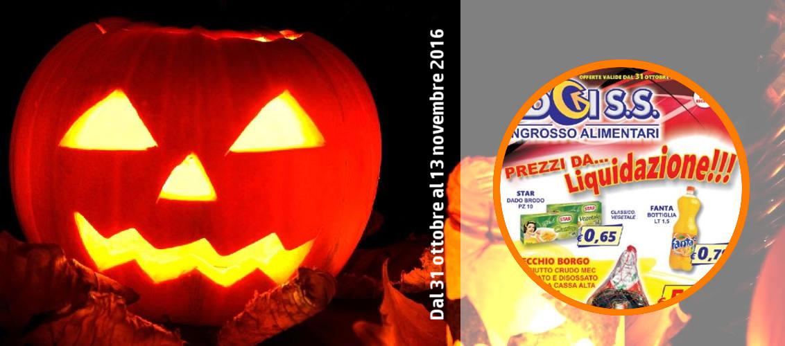 offerte Volantino LogiS.S., Ottobre 2016 Novembre 2016, Concessionario Parmalat, Avellino Benevento