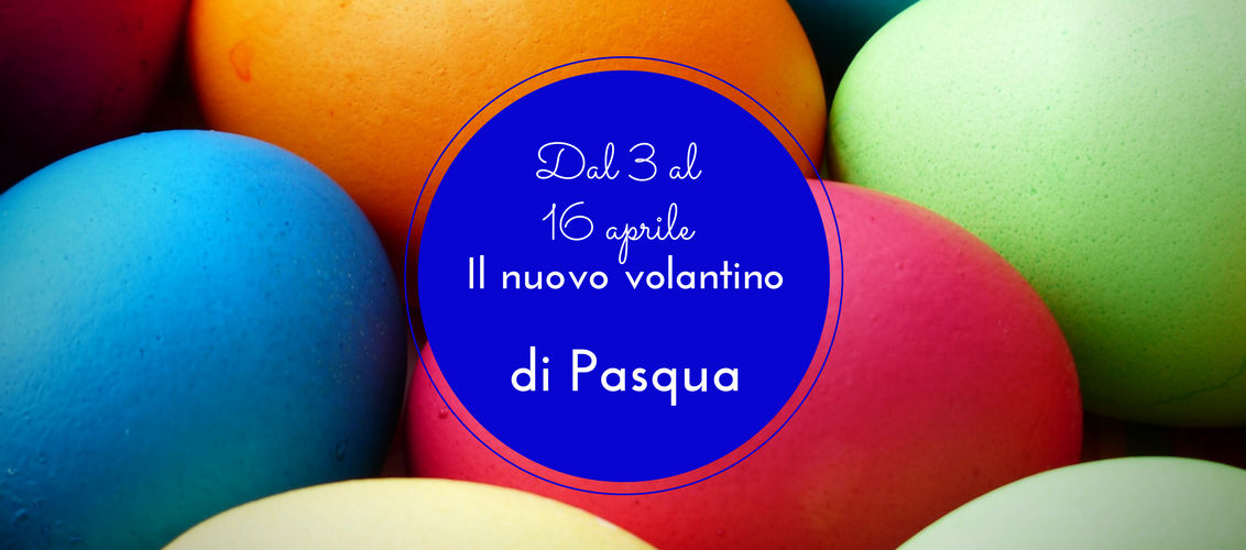 offerte LogiSS di Pasqua