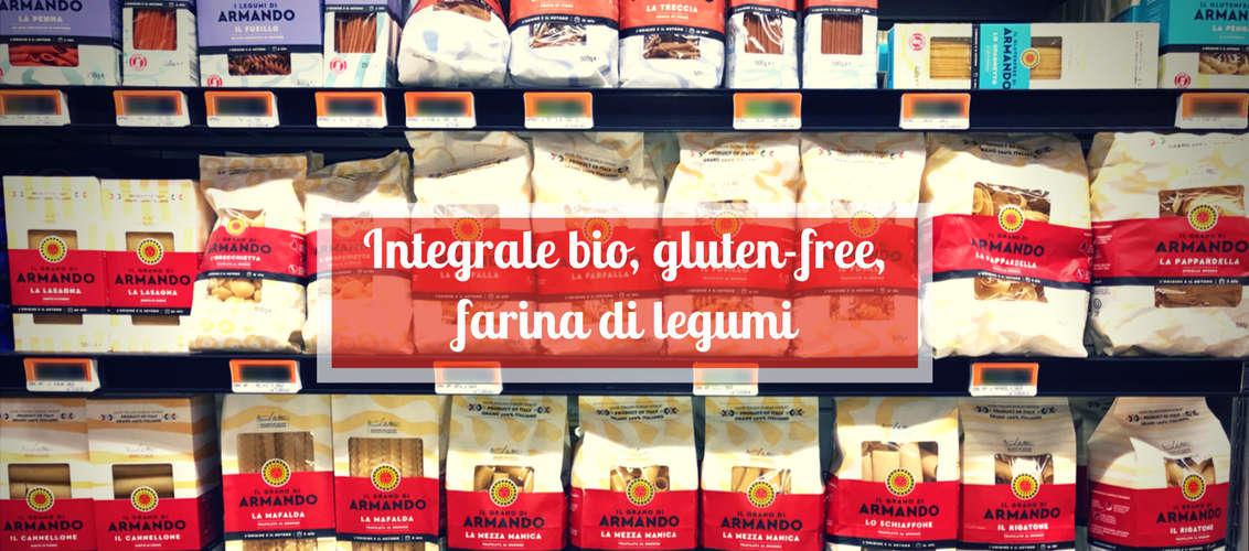 Pasta Armando grano 100% italiano