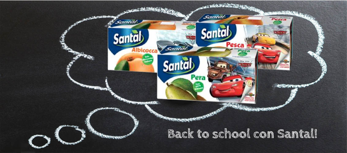 I Polposi di Santal, iniziativa Back to School