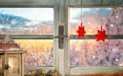 Senti già l'atmosfera del Natale?