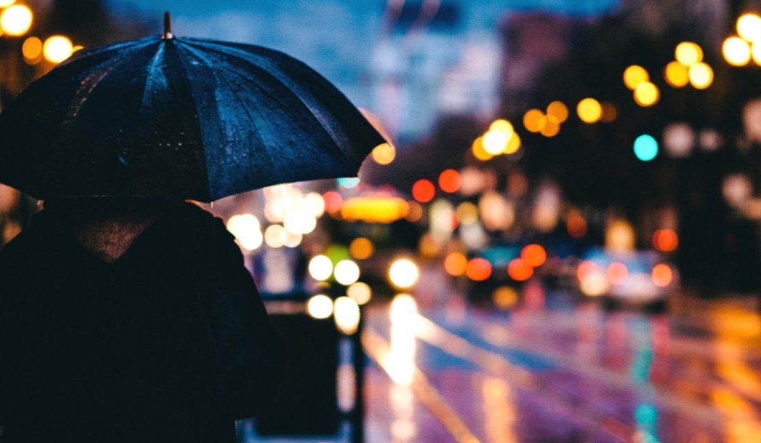 Stanco della pioggia?